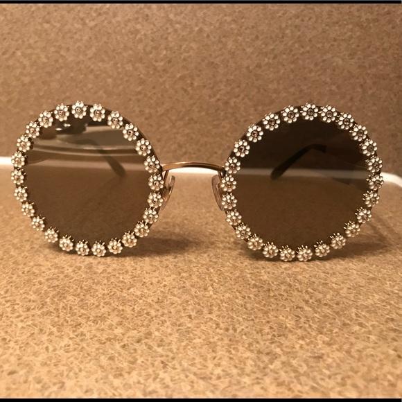 e9c2d7b15c73 Dolce   Gabbana Accessories - Dolce   Gabbana DG 2173B 02 5A Women  Sunglasses
